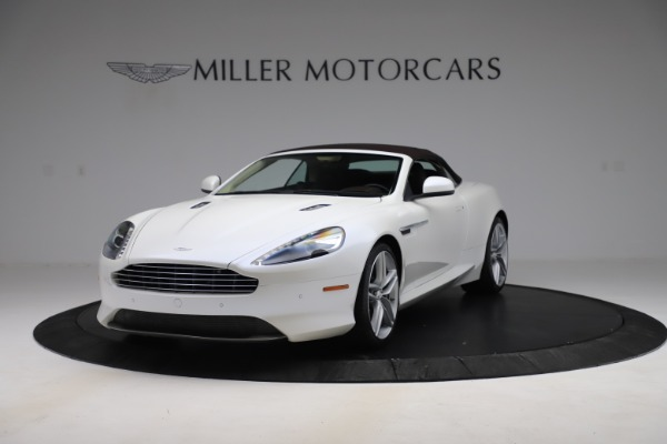 Used 2012 Aston Martin Virage Volante for sale $89,900 at Alfa Romeo of Westport in Westport CT 06880 17