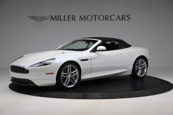 Used 2012 Aston Martin Virage Volante for sale $89,900 at Alfa Romeo of Westport in Westport CT 06880 18
