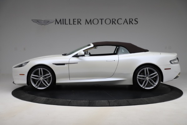 Used 2012 Aston Martin Virage Volante for sale $89,900 at Alfa Romeo of Westport in Westport CT 06880 19