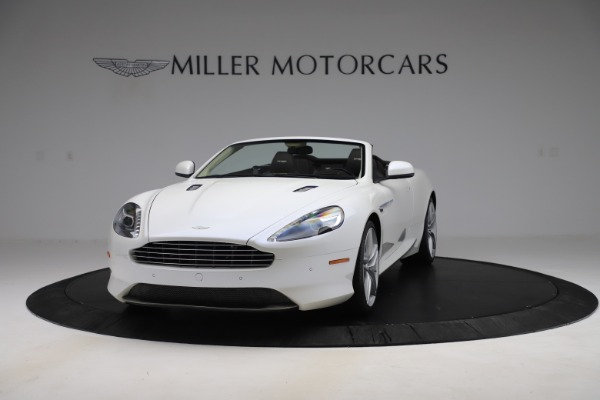 Used 2012 Aston Martin Virage Volante for sale $89,900 at Alfa Romeo of Westport in Westport CT 06880 2