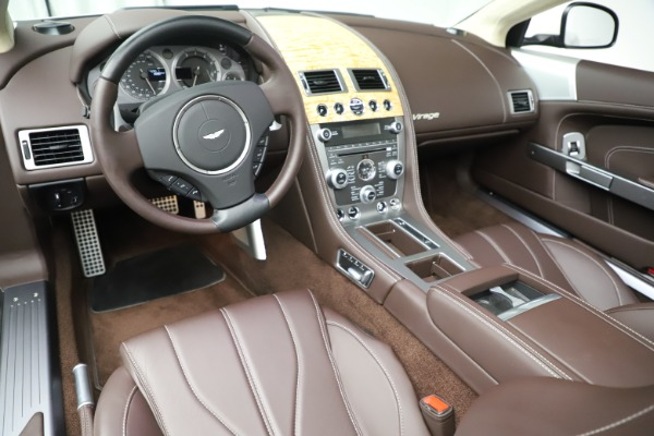 Used 2012 Aston Martin Virage Volante for sale $89,900 at Alfa Romeo of Westport in Westport CT 06880 21