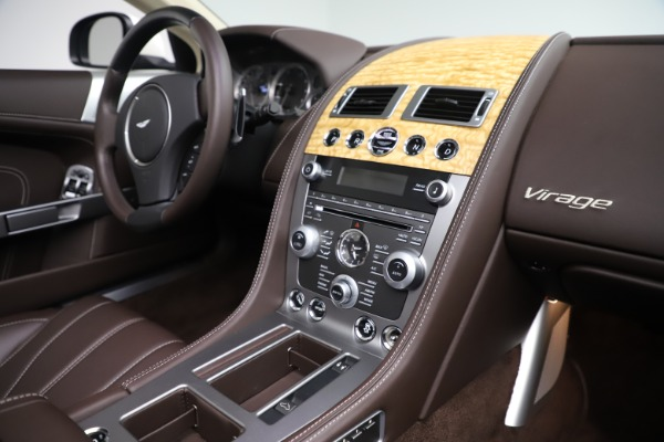 Used 2012 Aston Martin Virage Volante for sale $89,900 at Alfa Romeo of Westport in Westport CT 06880 25