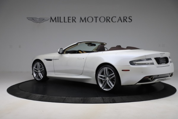Used 2012 Aston Martin Virage Volante for sale $89,900 at Alfa Romeo of Westport in Westport CT 06880 4