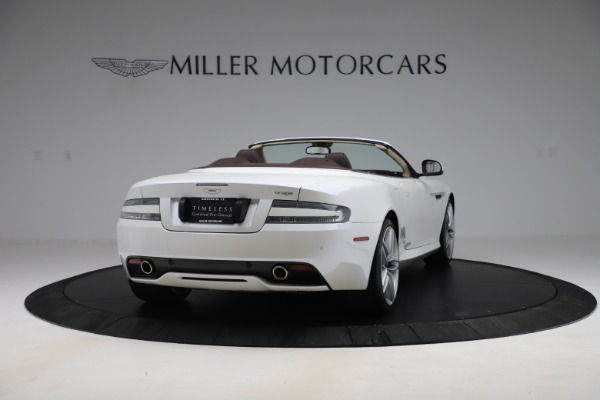 Used 2012 Aston Martin Virage Volante for sale $89,900 at Alfa Romeo of Westport in Westport CT 06880 7