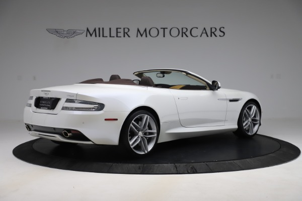 Used 2012 Aston Martin Virage Volante for sale $89,900 at Alfa Romeo of Westport in Westport CT 06880 8