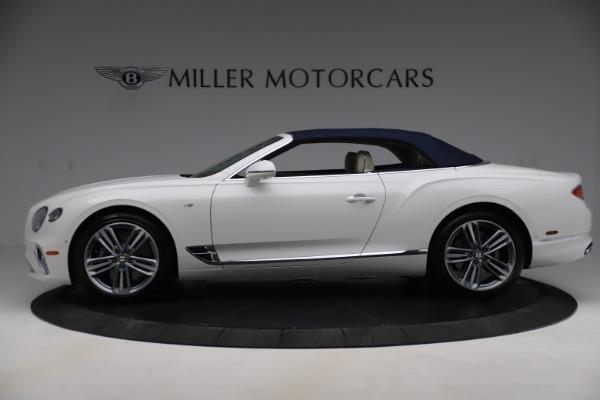 New 2020 Bentley Continental GTC V8 for sale Sold at Alfa Romeo of Westport in Westport CT 06880 14