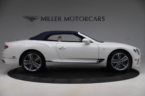 New 2020 Bentley Continental GTC V8 for sale Sold at Alfa Romeo of Westport in Westport CT 06880 16