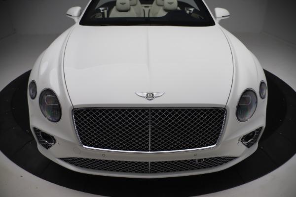 New 2020 Bentley Continental GTC V8 for sale Sold at Alfa Romeo of Westport in Westport CT 06880 18