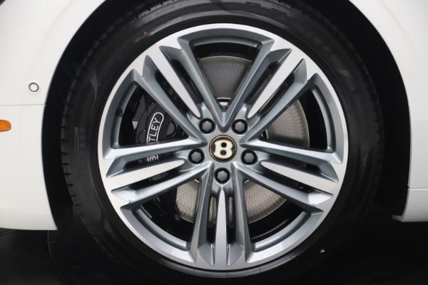 New 2020 Bentley Continental GTC V8 for sale Sold at Alfa Romeo of Westport in Westport CT 06880 20