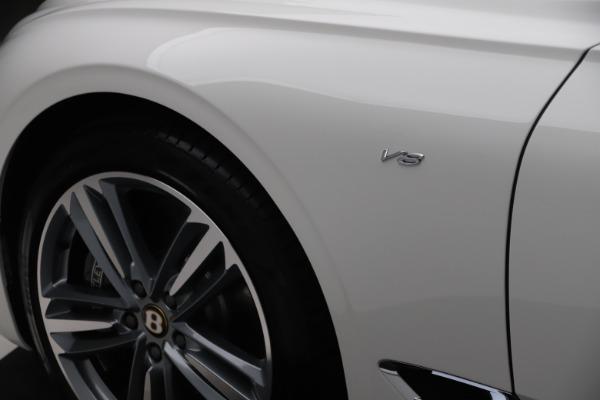 New 2020 Bentley Continental GTC V8 for sale Sold at Alfa Romeo of Westport in Westport CT 06880 21