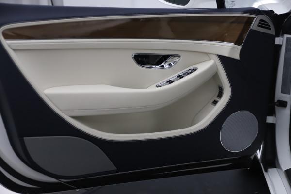 New 2020 Bentley Continental GTC V8 for sale Sold at Alfa Romeo of Westport in Westport CT 06880 22