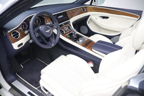New 2020 Bentley Continental GTC V8 for sale Sold at Alfa Romeo of Westport in Westport CT 06880 23