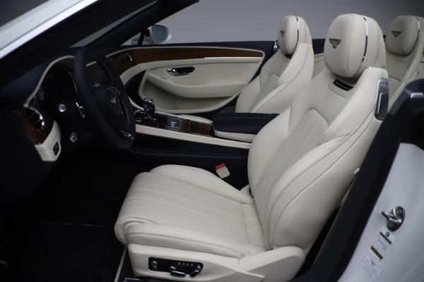 New 2020 Bentley Continental GTC V8 for sale Sold at Alfa Romeo of Westport in Westport CT 06880 24