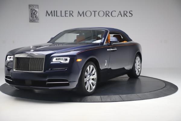 Used 2017 Rolls-Royce Dawn for sale $265,900 at Alfa Romeo of Westport in Westport CT 06880 11