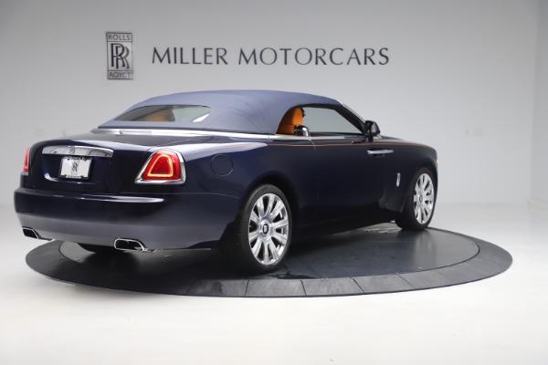 Used 2017 Rolls-Royce Dawn for sale $265,900 at Alfa Romeo of Westport in Westport CT 06880 15