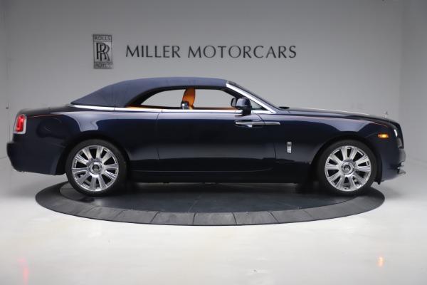 Used 2017 Rolls-Royce Dawn for sale $265,900 at Alfa Romeo of Westport in Westport CT 06880 16