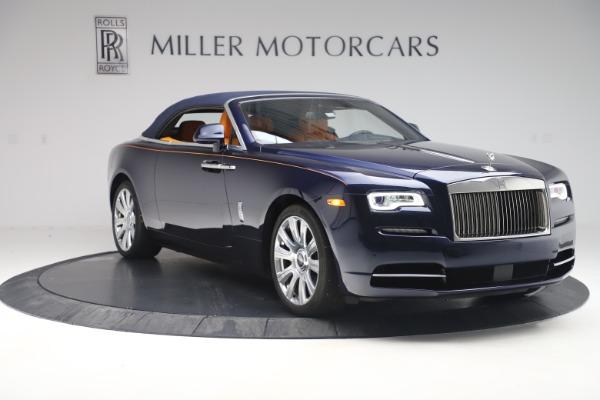 Used 2017 Rolls-Royce Dawn for sale $265,900 at Alfa Romeo of Westport in Westport CT 06880 17