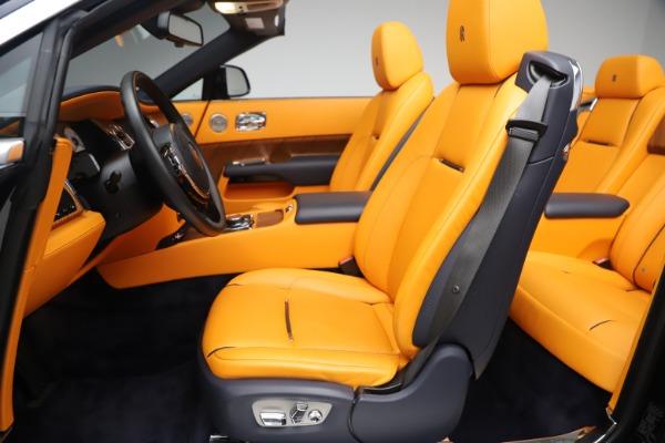 Used 2017 Rolls-Royce Dawn for sale $265,900 at Alfa Romeo of Westport in Westport CT 06880 19