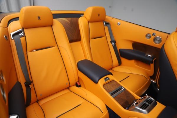 Used 2017 Rolls-Royce Dawn for sale $265,900 at Alfa Romeo of Westport in Westport CT 06880 22