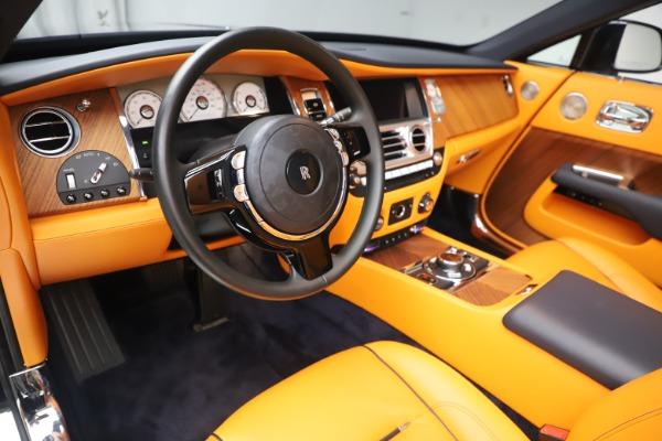 Used 2017 Rolls-Royce Dawn for sale $265,900 at Alfa Romeo of Westport in Westport CT 06880 23
