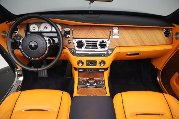 Used 2017 Rolls-Royce Dawn for sale $265,900 at Alfa Romeo of Westport in Westport CT 06880 24
