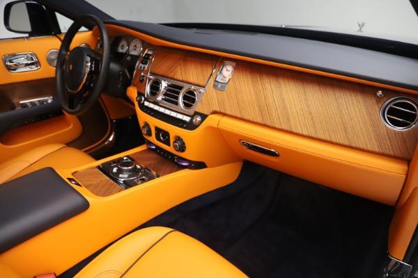 Used 2017 Rolls-Royce Dawn for sale $265,900 at Alfa Romeo of Westport in Westport CT 06880 25
