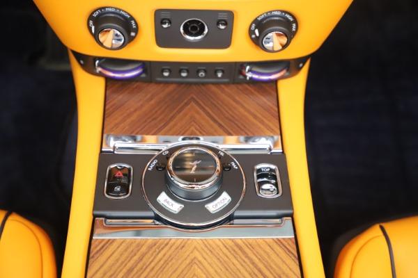 Used 2017 Rolls-Royce Dawn for sale $265,900 at Alfa Romeo of Westport in Westport CT 06880 27