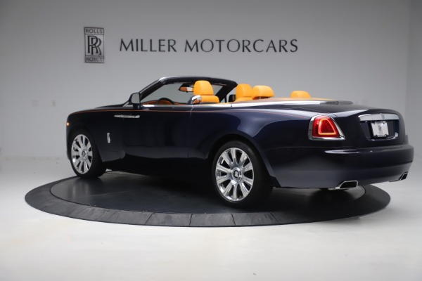 Used 2017 Rolls-Royce Dawn for sale $265,900 at Alfa Romeo of Westport in Westport CT 06880 4