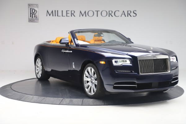 Used 2017 Rolls-Royce Dawn for sale $265,900 at Alfa Romeo of Westport in Westport CT 06880 8