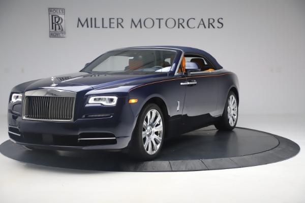 Used 2017 Rolls-Royce Dawn for sale $265,900 at Alfa Romeo of Westport in Westport CT 06880 9
