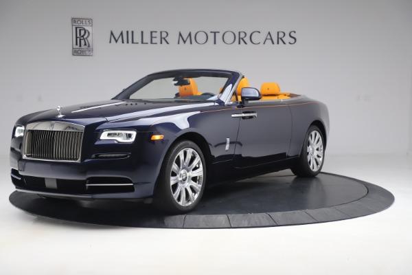 Used 2017 Rolls-Royce Dawn for sale $265,900 at Alfa Romeo of Westport in Westport CT 06880 1