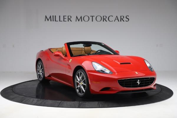 Used 2013 Ferrari California 30 for sale Sold at Alfa Romeo of Westport in Westport CT 06880 11