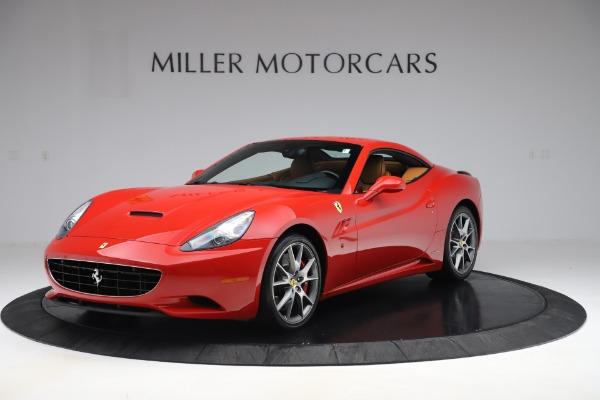 Used 2013 Ferrari California 30 for sale Sold at Alfa Romeo of Westport in Westport CT 06880 13