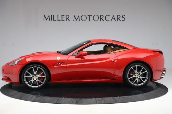 Used 2013 Ferrari California 30 for sale Sold at Alfa Romeo of Westport in Westport CT 06880 14