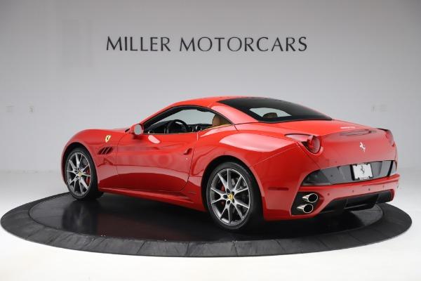 Used 2013 Ferrari California 30 for sale Sold at Alfa Romeo of Westport in Westport CT 06880 15