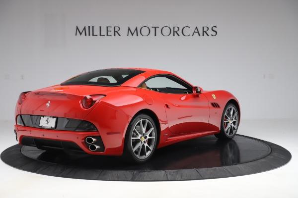 Used 2013 Ferrari California 30 for sale Sold at Alfa Romeo of Westport in Westport CT 06880 16