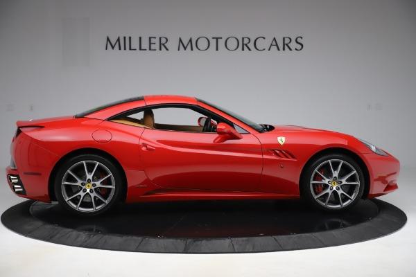 Used 2013 Ferrari California 30 for sale Sold at Alfa Romeo of Westport in Westport CT 06880 17