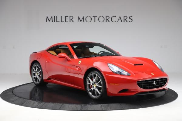 Used 2013 Ferrari California 30 for sale Sold at Alfa Romeo of Westport in Westport CT 06880 18