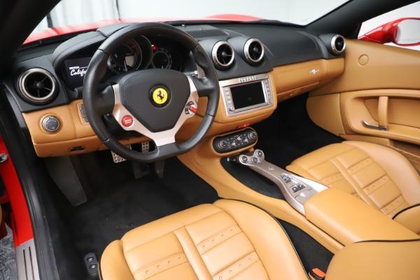 Used 2013 Ferrari California 30 for sale Sold at Alfa Romeo of Westport in Westport CT 06880 19
