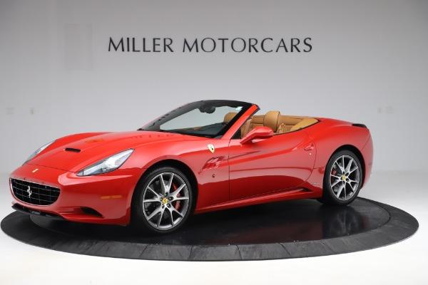 Used 2013 Ferrari California 30 for sale Sold at Alfa Romeo of Westport in Westport CT 06880 2