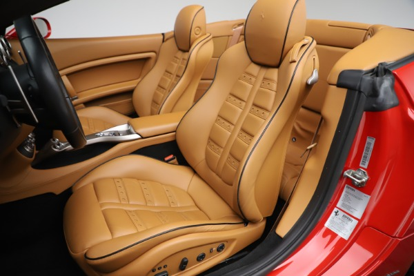 Used 2013 Ferrari California 30 for sale Sold at Alfa Romeo of Westport in Westport CT 06880 21
