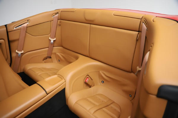 Used 2013 Ferrari California 30 for sale Sold at Alfa Romeo of Westport in Westport CT 06880 23