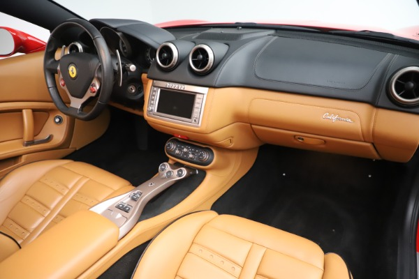Used 2013 Ferrari California 30 for sale Sold at Alfa Romeo of Westport in Westport CT 06880 24