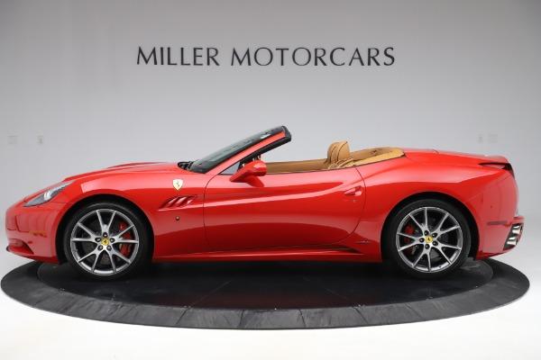 Used 2013 Ferrari California 30 for sale Sold at Alfa Romeo of Westport in Westport CT 06880 3