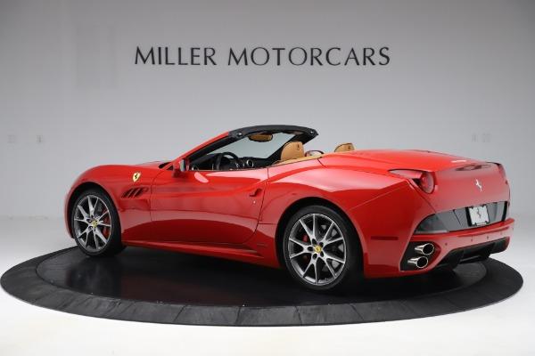 Used 2013 Ferrari California 30 for sale Sold at Alfa Romeo of Westport in Westport CT 06880 4