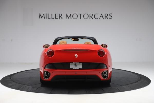 Used 2013 Ferrari California 30 for sale Sold at Alfa Romeo of Westport in Westport CT 06880 6