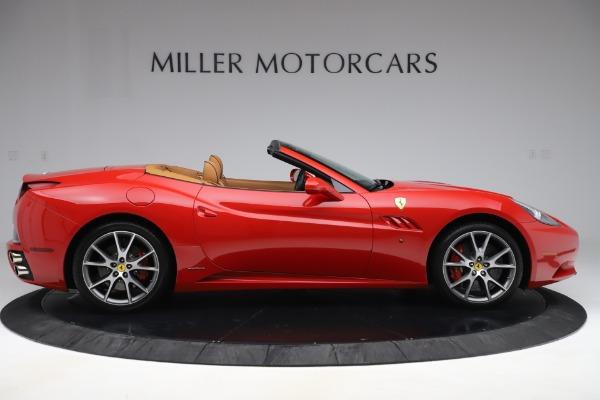 Used 2013 Ferrari California 30 for sale Sold at Alfa Romeo of Westport in Westport CT 06880 9