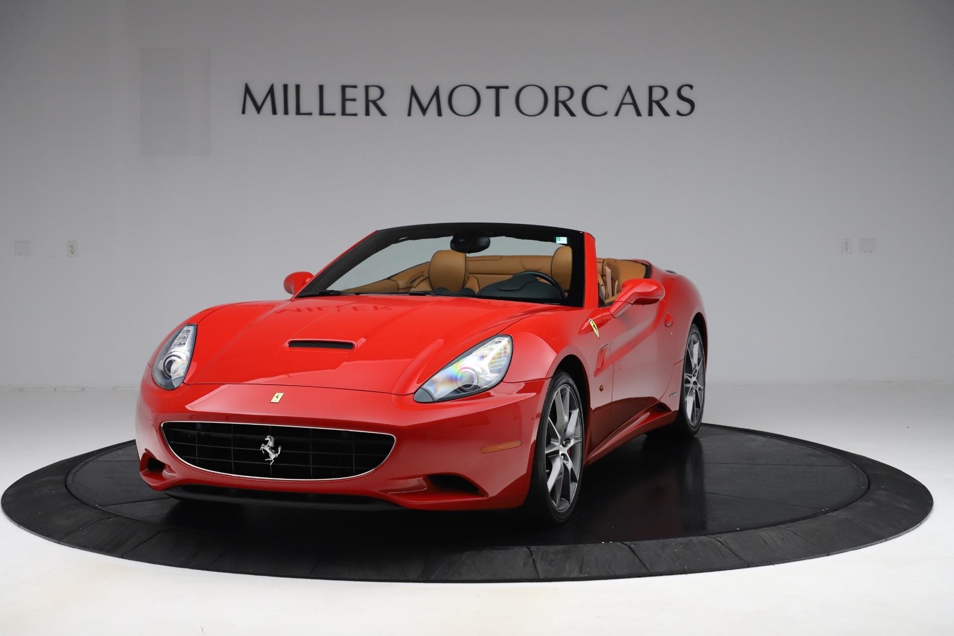 Used 2013 Ferrari California 30 for sale Sold at Alfa Romeo of Westport in Westport CT 06880 1