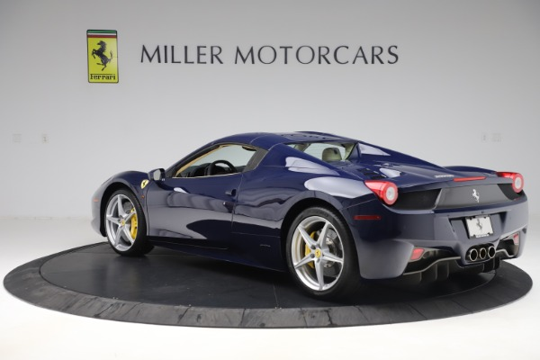Used 2013 Ferrari 458 Spider for sale Sold at Alfa Romeo of Westport in Westport CT 06880 15