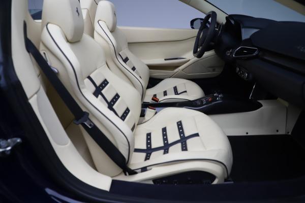 Used 2013 Ferrari 458 Spider for sale Sold at Alfa Romeo of Westport in Westport CT 06880 24